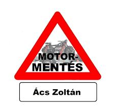 Ács Zoltán motormentés :